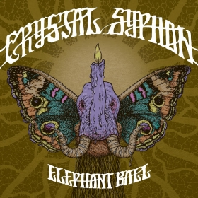 CRYSTAL SYPHON : ELEPHANT BALL