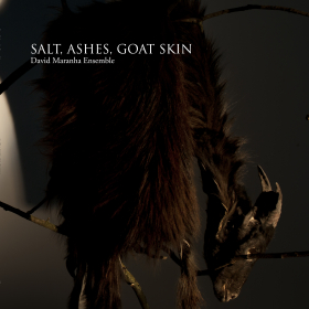 DAVID MARANHA ENSEMBLE : SALT, ASHES, GOAT SKIN